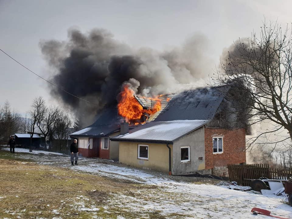 Zbiórka pieniędzy na pomoc rodzinom dotkniętym pożarami