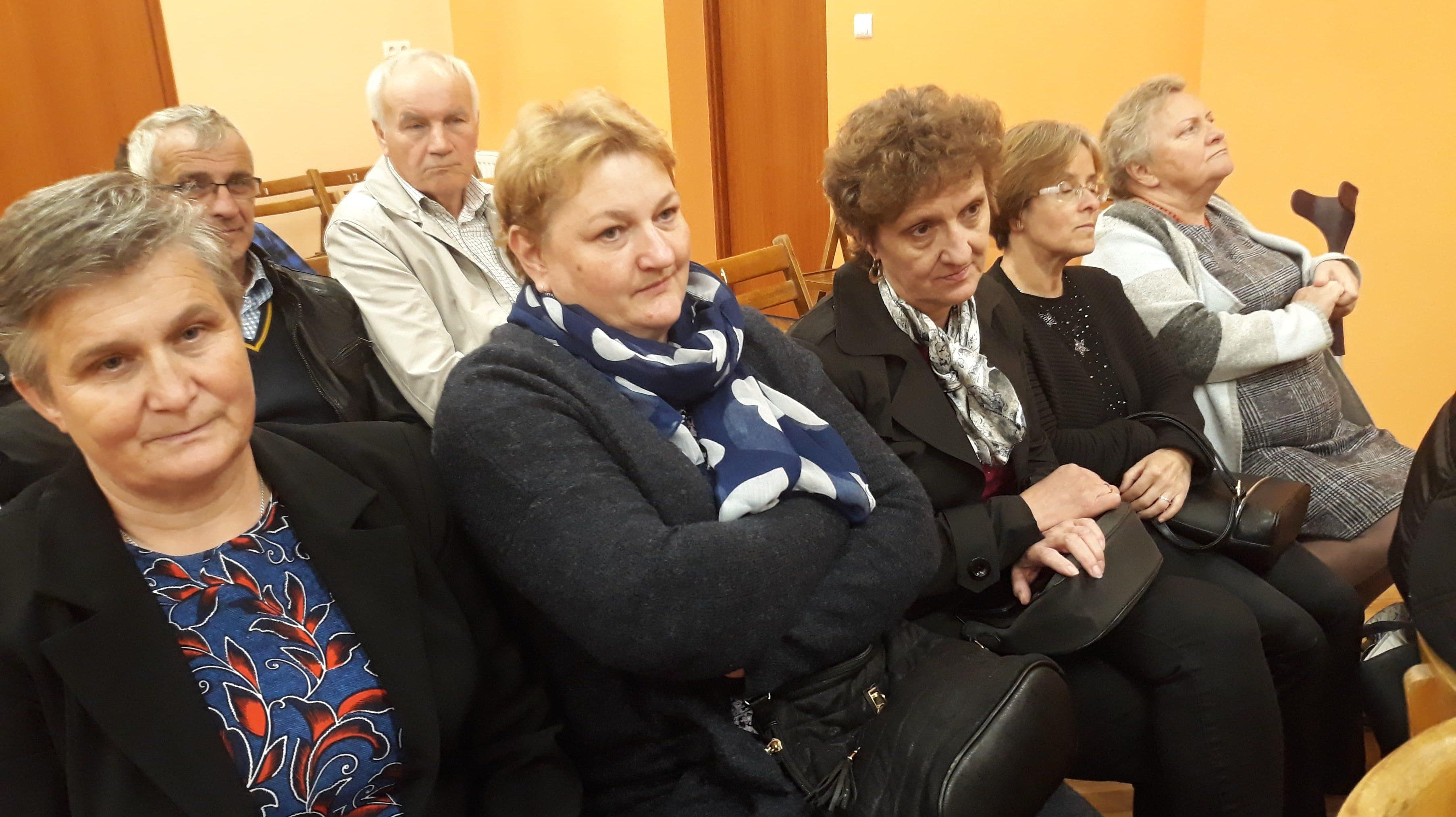 """Spotkanie SKT """"Sądeczanin"""" oddział w Grybowie"""